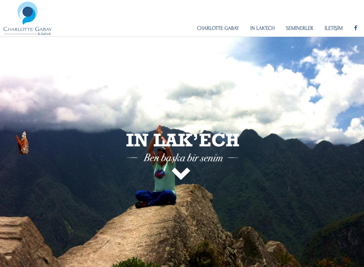 Charlotte Gabay Website Design
