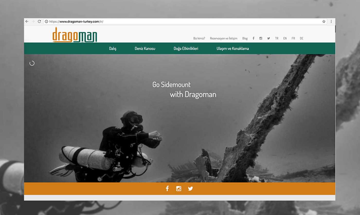 Dragoman Website