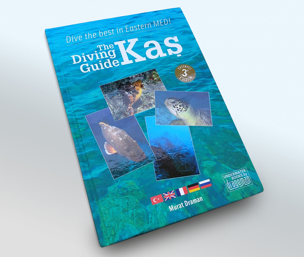 The Diving Guide Kaş - 3rd Edition