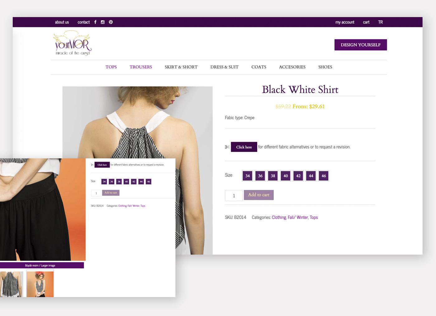 YourMOR WooCommerce Website Design